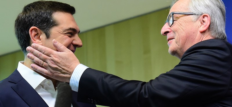 Drámai fordulat a görög válságban