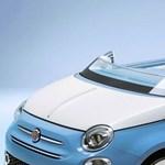 Cukiságfaktor kimaxolva: látványos új Fiat 500-asok érkeztek