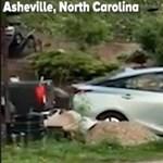 """Videó: Így fosztja ki az autót három """"profi"""" – egy kis nassolnivalóért"""