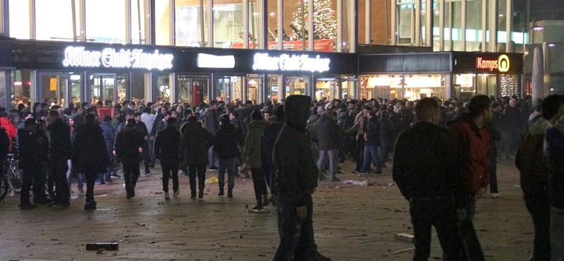 Szilveszteri szexuális bűnözés Kölnben: meglepő statisztikák jöttek a zaklatókról
