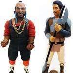 Kultikus afro-amerikai hősök játékfigurák formájában?