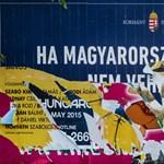 Kiskapuval büntetnének egy plakátrongáló aktivistát Pécsett
