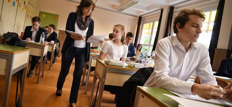 """""""A gyengébb tanulók számára majdhogynem megoldhatatlanok voltak egyes feladatok"""""""
