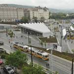 Pótlóbusz jár az 56A villamos helyett egy szakaszon a hétvégén