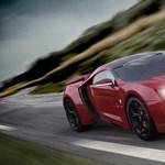Arab szupersportkocsi az olajmilliárdosoknak - fotók
