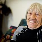 Elképesztő spárgát mutatott be a 97 éves Keleti Ágnes