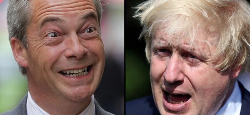 A Brexit bohóca és a showman – akiknek a britek kilépését köszönhetjük