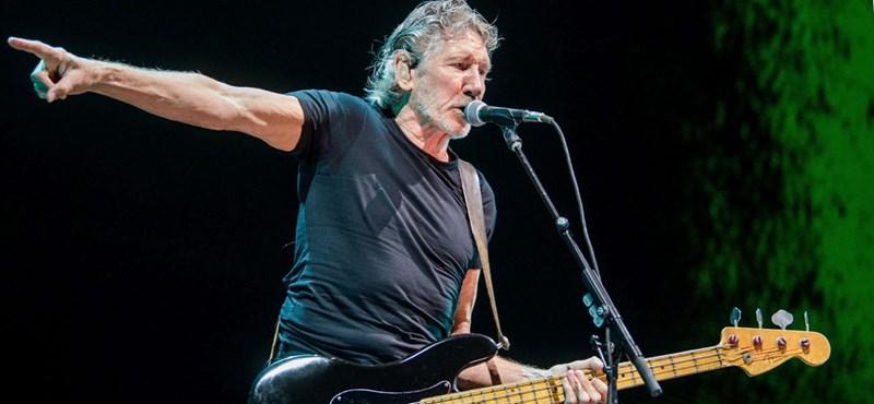 A világ főgonoszai között emlegette Orbánt Roger Waters a bécsi koncertjén