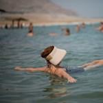 Fizikai képtelenségnek tűnt, hogy sókristályok süllyednek le a Holt-tengerben, most kiderült, hogy miért