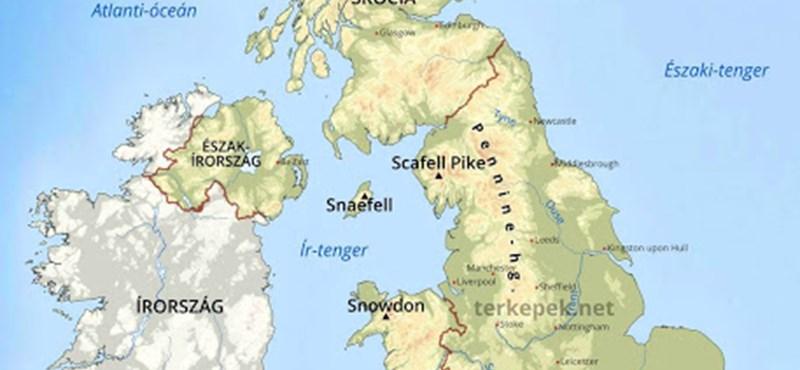 Alagút épülhet Észak-Írország és az Egyesült Királyság többi része között