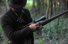Fejbe lőttek egy erdészt Nagybörzsönyben
