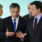 """""""Brüsszeli mézesmadzag és furkósbot Orbánnak"""" - külföldi lapszemle"""