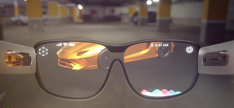 Hamarabb jöhet az Apple spéci szemüvege, mint eddig mondták