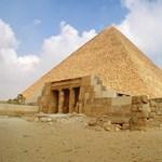 Lezárják a Kheopsz-piramist a 11/11-es rituálék miatt