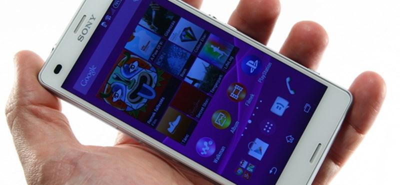 A fiatalúr: ezt tudja ma egy Sony csúcsmobil