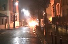 Pokolgép robbanhatott Észak-Írországban