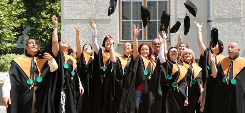 Diploma nyelvvizsga nélkül: a Debreceni Egyetemen is bekeményítettek