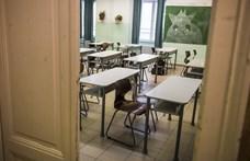 """""""A világ legszerencsésebb fickója vagyok"""" – így örült az angol tanár annak, hogy diákjai óra helyett tiltakoztak"""
