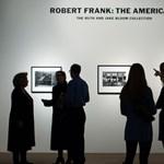 Meghalt Robert Frank fotós