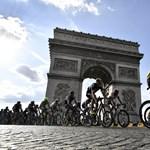 Becsomagolják a párizsi Diadalívet