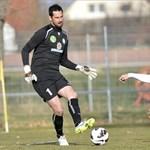 Meglepő sztori a magyar focivalóságból: kapus játszott csatárt az NBI-ben