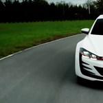 4 millió euróból fejlesztették az 500 lóerős VW Golf GTI-t