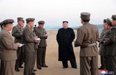 Észak-Korea megint megsértődött