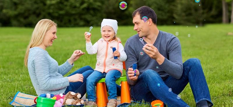 4 dolog, és sokkal egyszerűbb lesz a gyermekkor