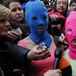 Neurotikus klippel reagál a Pussy Riot Putyin újraválasztására
