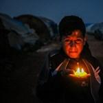 A gyermekek szenvedik meg a legjobban a tíz éve tartó szíriai polgárháborút