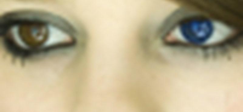 Photoshop: szemek átszínezése, egyszerűen