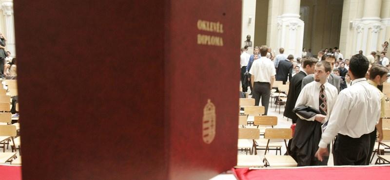 Diploma nyelvvizsga nélkül? A hallgatók harmada nem veheti át az oklevelet