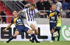A Corvinus partnere lett az Újpest FC