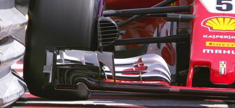 Méghogy az F1 nem látványos? Ennél közelebb már nem lehet menni a korláthoz