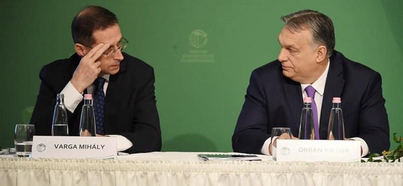 Varga Mihály: A kormány várhatóan félezer milliárddal többet fog költeni