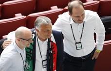 Olasz szélsőjobbos politikussal vacsorázik Orbán a német–magyar helyett