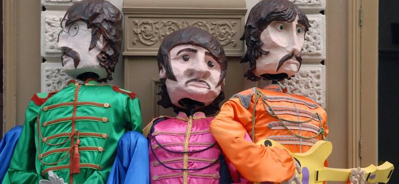 """""""Meghatározó pillanat a nyugati civilizáció történetében"""" – 50 éves a Beatles korszakalkotó lemeze"""
