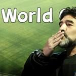 "Maradona a ""dubaji Arsene Wenger"" szeretne lenni"