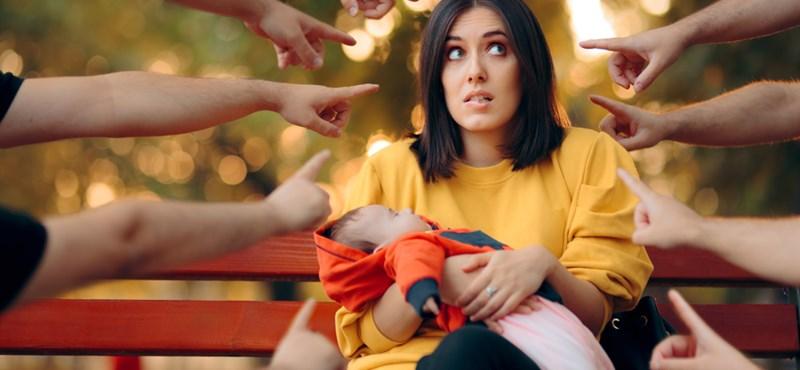 Megszületett a kisbaba? Indul az anyaverseny