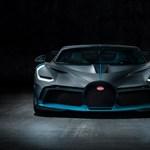 2,5 milliárd forintos áron bukkant fel egy még le sem gyártott Bugatti a Mobile.de-n