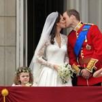 A királyi esküvő percről percre
