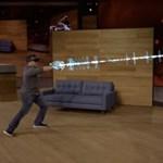 Már élőben is működik a Microsoft holografikus szemüvege