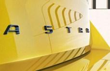 Így mutathat a teljesen új Opel Astra