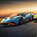 A Lamborghini a közutakra szabadítja kőkemény versenyautóját