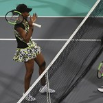 Venus Williams legyőzte húgát Abu-Dzabiban