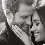 Fotók: Elkészültek az új, romantikus képek Harry hercegről és menyasszonyáról
