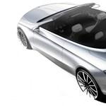 Ilyen lesz a Mercedes C-osztály kabriója