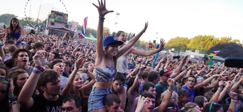 Két óriáskerékkel és lombik-Woodstockkal kompenzál a Sziget