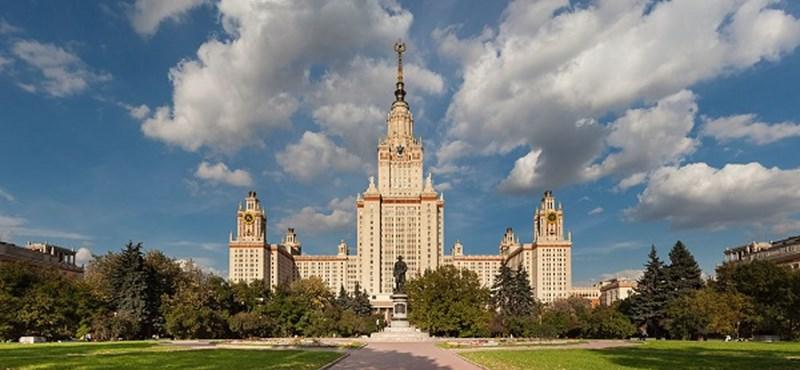 Itt az új egyetemi rangsor: nyolc magyar egyetem került fel a listára, tarolnak az orosz intézmények