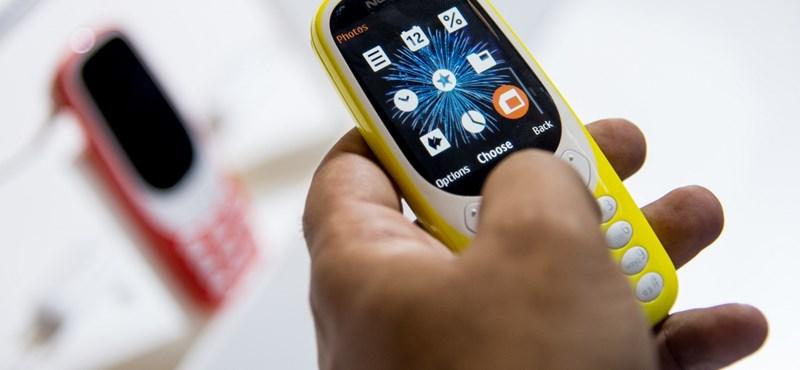 Megnyomogattuk az új Nokia 3310-est: elég buta, de nem elég régi